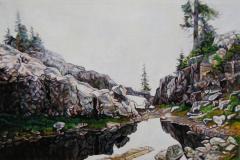 Sally-Clark.-Mount-Seymour-Sentinels-24-X-36-oil-on-linen
