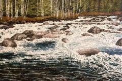 March - Lynn Creek by Myranda Storm