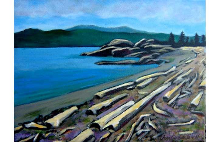 Nelson Island by FayeGordon-Lewis
