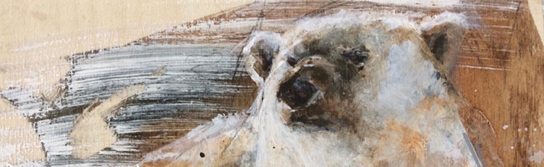Polar Bear 4 by Fran Alexander