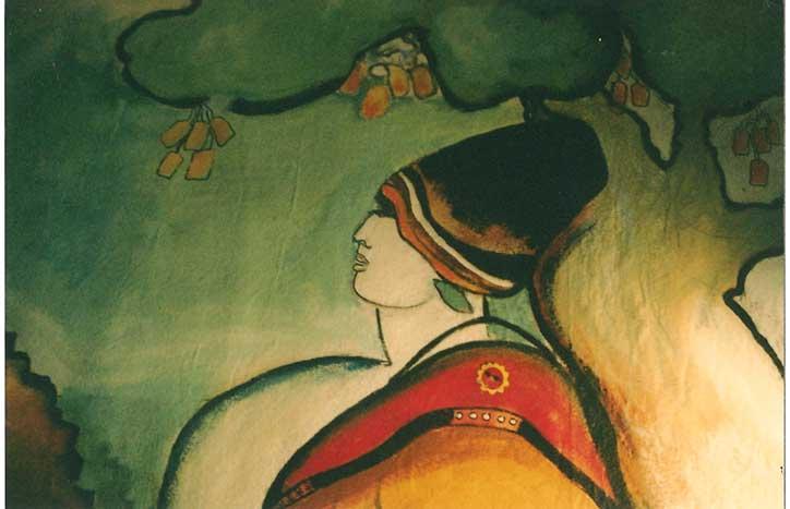 warrior by June Boe