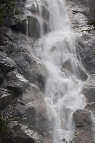 Shannon Falls By Linda Mae Stoddard