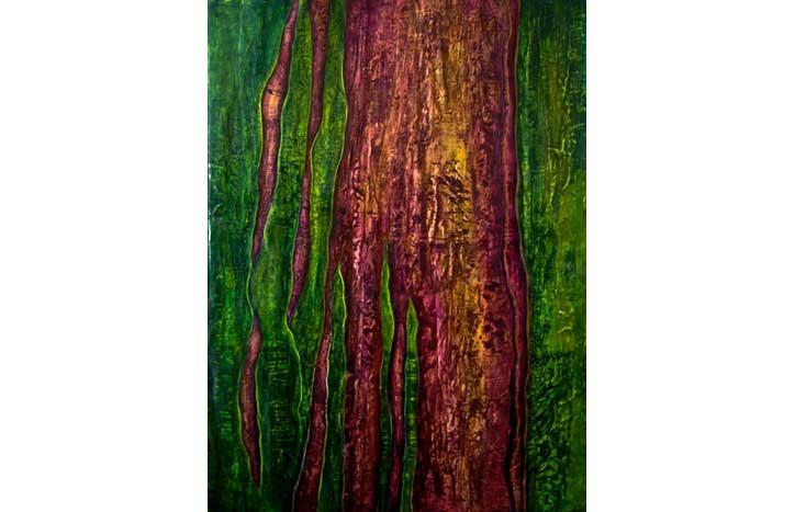 Organic Matrix by Poesis Ilies