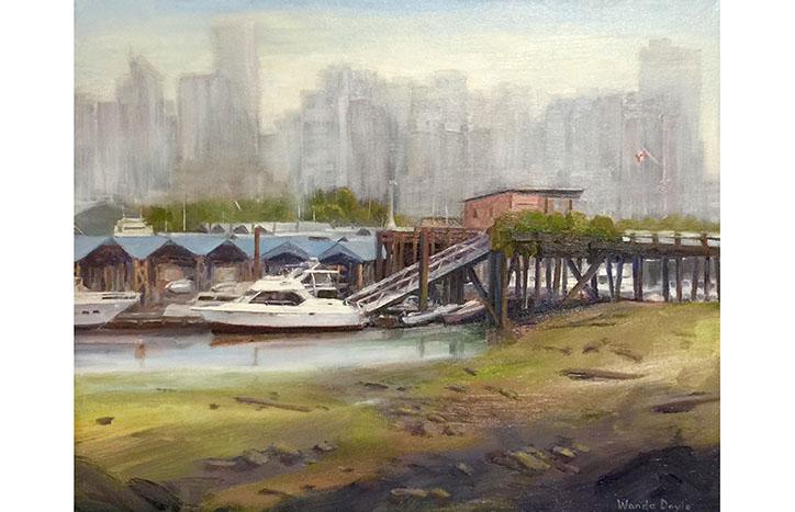 RVYC Harbour View by Wanda Doyle