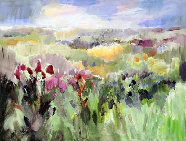 Joyful Fields by Beatrice Watson