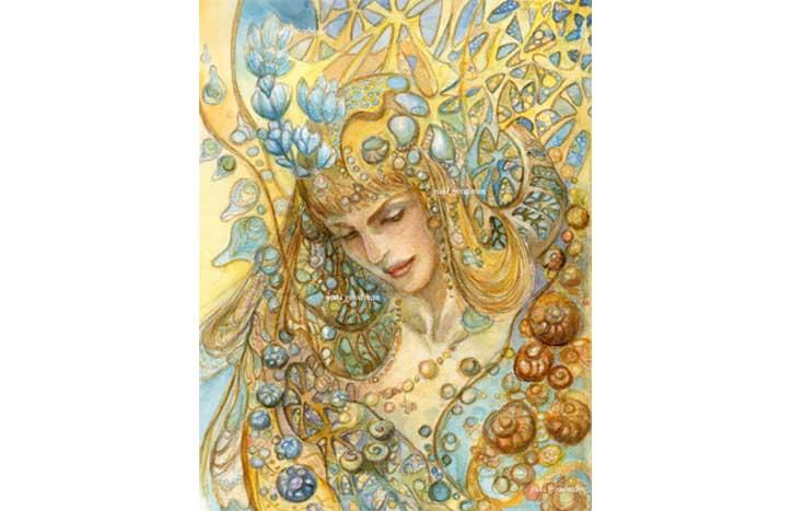 Communion with Nature by Yuki Goodman,