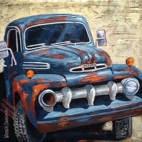 Old Blue Eye by Warren Oneschuk