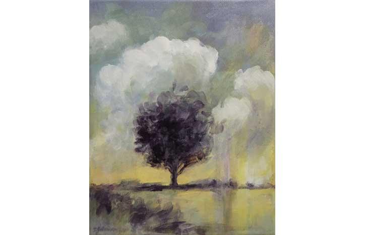 Cloudy Day by Dana Johnson