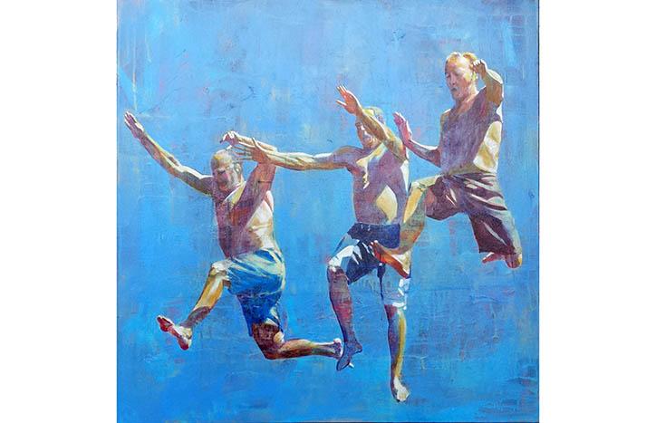 Leap of Faith by Louise Nicholson