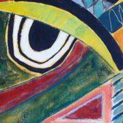 Totem 2 by Lucy Godwin
