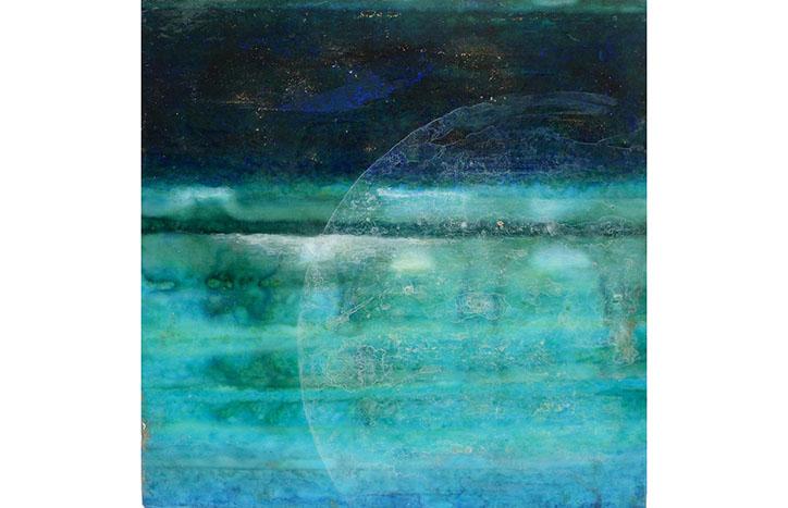 Moonlight Reflections III by Lynne Green