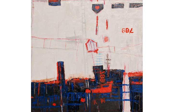 Fragments 87 by Mila Kostic