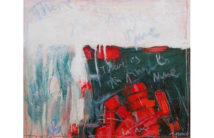 Fragments 2 by Mila Kostic