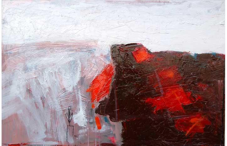 Fragments II by Mila Kostic