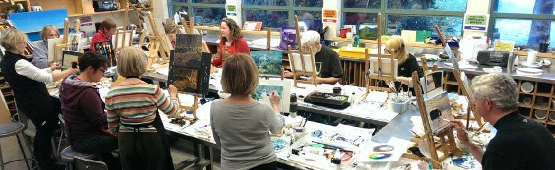 Parkgate Art and Pottery Studio