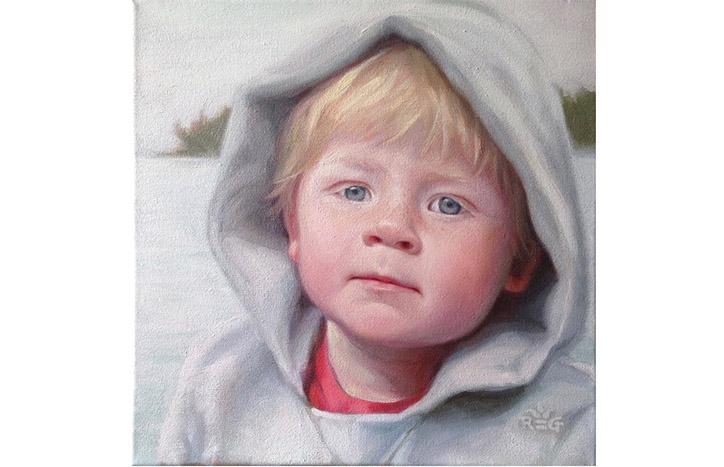 Elijah by Rhonda LeGrove Garton