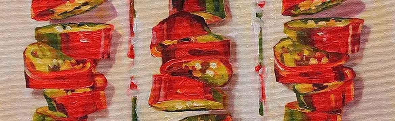 Three Amigos by Sheree Jones