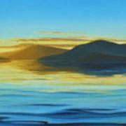 Ocean Calm by Vicki English
