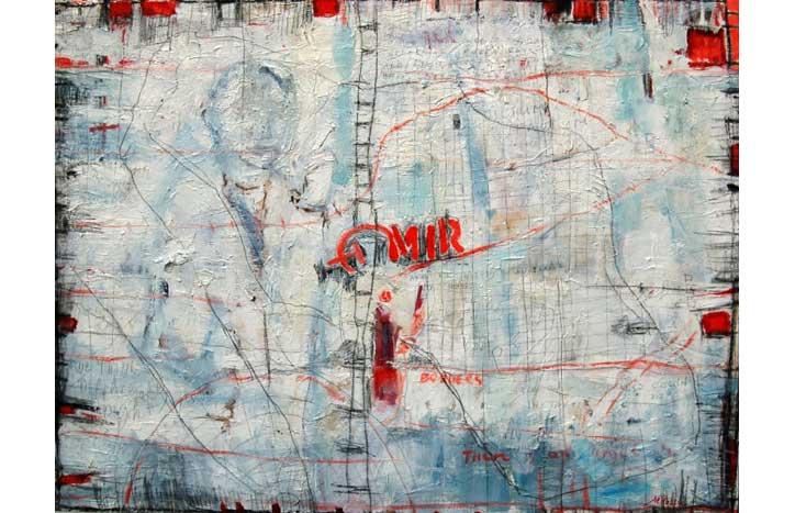 Borders 10 by Mila Kostic