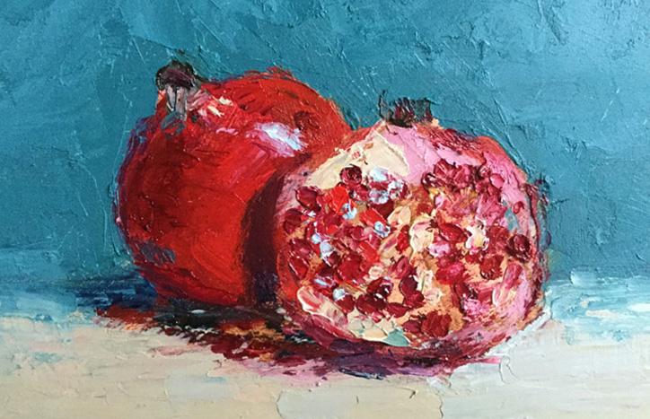Abundance by Caroline Dahlmanns