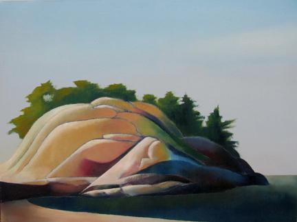 Bright Island by Ray James Bradbury