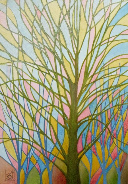 Cottonwood by Ray James Bradbury