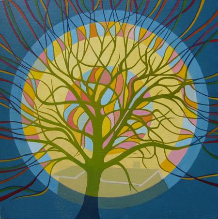 Dundarave Walnut Tree by Ray James Bradbury