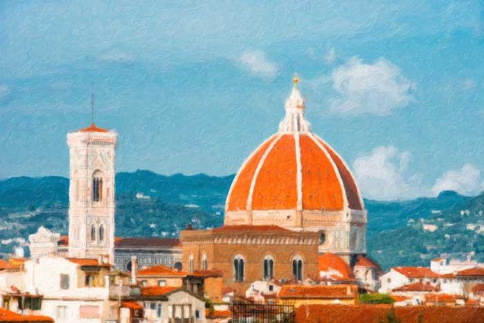 Duomo by Karen Evans