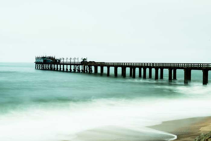 Pier by Karen Evans