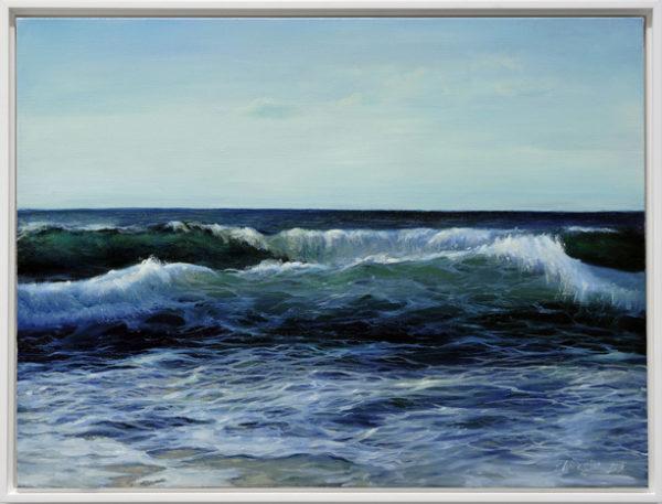 Ocean to Ocean by William Liao