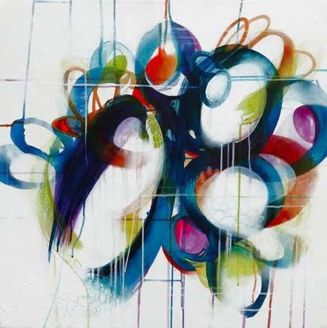 cascade by Melanie Ellery