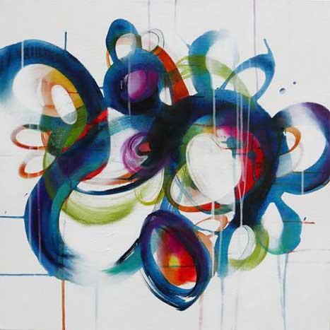 rip tide by Melanie Ellery