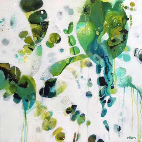 friends, anemone by Melanie Ellery