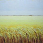 Hay Blooming Field III by Angelica Montero