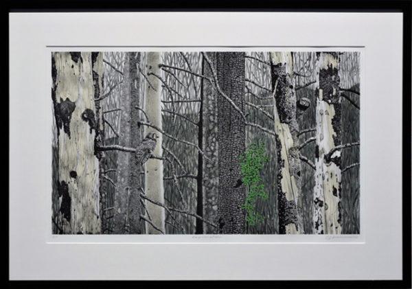 Regeneration 3/8 by Elisabeth Sommerville