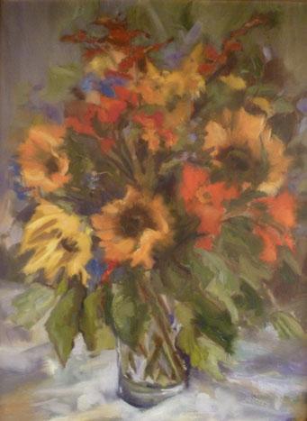Summer Vase by Susanne Kestner-Aiello