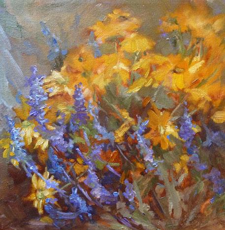 Sunny Disposition by Susanne Kestner-Aiello