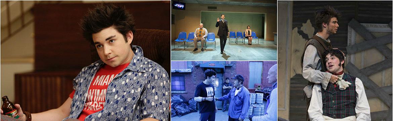 Drama instructor Tim Carlson
