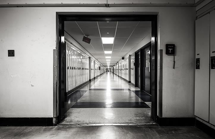 Silence in Schools by Luke Potter