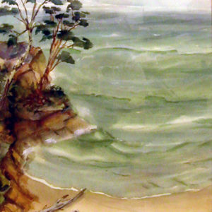 Hornby Island by Ruth Meek