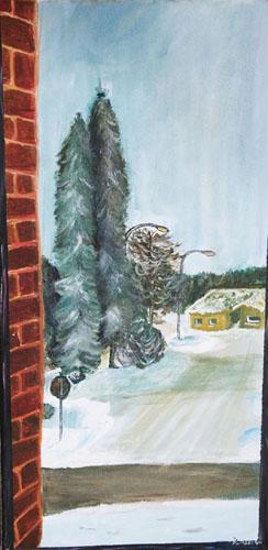 Snow Day by Rhonda Hall