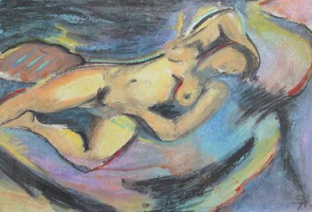 Rebecca I by Adam Sultan