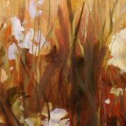 Illuminated (detail) by Janet Esseiva