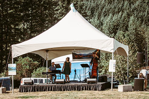 Music in the Park 2017. Photos by Stephanie Townsend