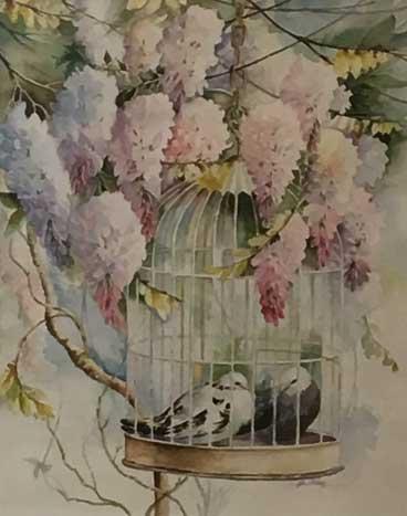 Captivity by Maryam Akhavan