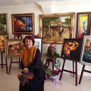 Maryam Akhavan, artist