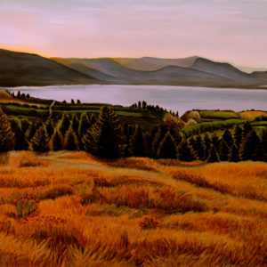 August Sunset by Jan Crawford