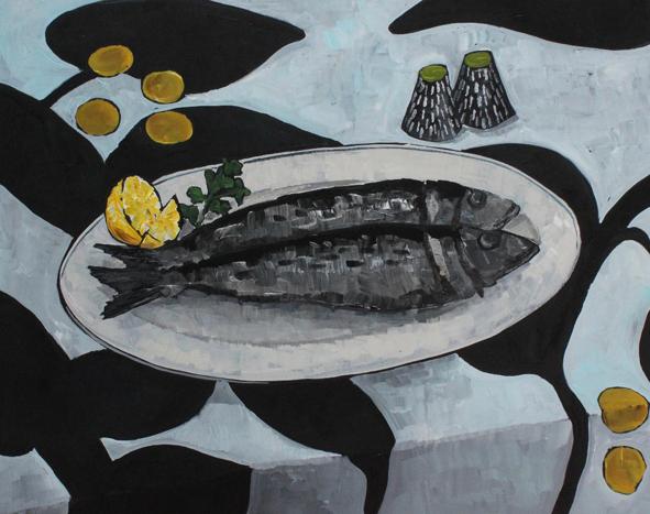 Sardines by Kim Rosin