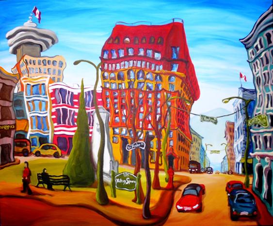Victory Square by Luciana Alvarez