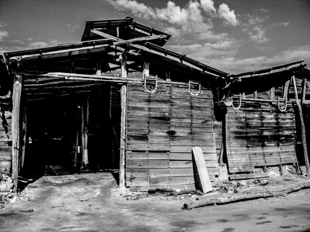 Salt Barn by Michelle Fedosoff, photography